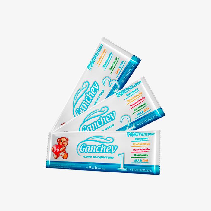 Дизайн на опаковки – сашета