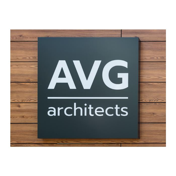 Светеща табела AVG